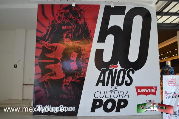 50 Years of Pop Culture.
