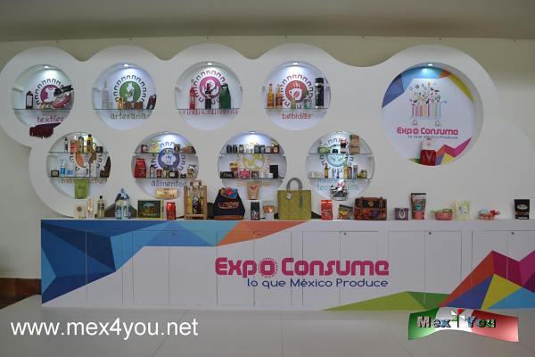 Expo Consume what Mexico Produces