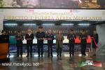Exhibition of images alluding to the Army in the Military College Subway Station
