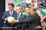 """Soccer match between Mexico and Germany """"LAS REVANCHAS"""""""